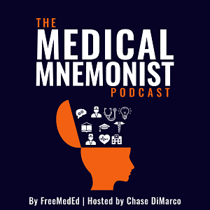 medical mnemonics, medical memory palaces